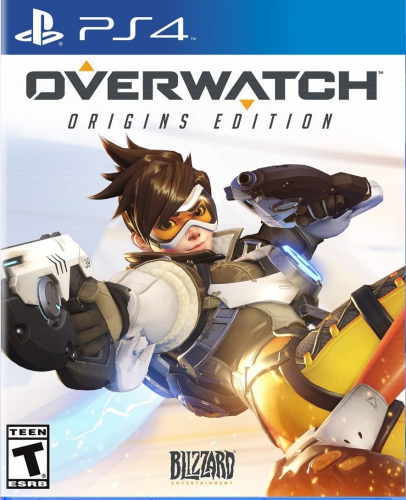 Overwatch (Origins Edition) Boxart
