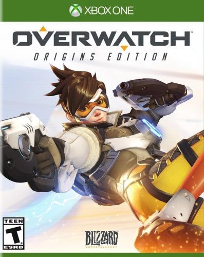 Overwatch (Origins Edition) Boxart