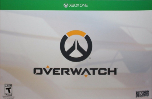Overwatch (Collector's Edition) Boxart