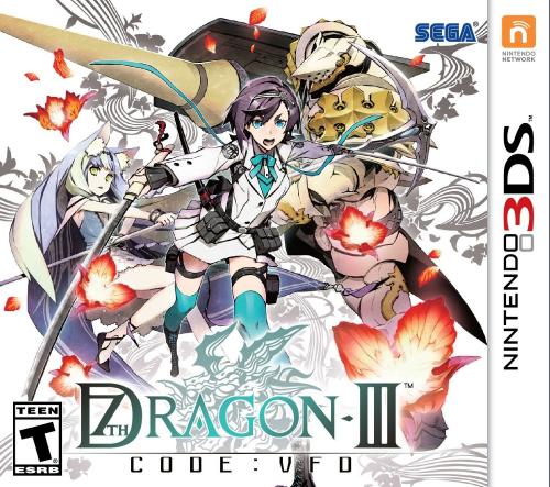 7th Dragon III Code: VFD Boxart