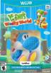 Yoshi's Woolly World (Blue Yoshi Amiibo Bundle) Box