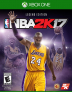 NBA 2K17 (Legend Edition) Box
