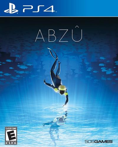 ABZU Boxart