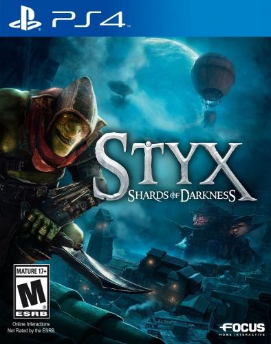 Styx: Shards of Darkness Boxart