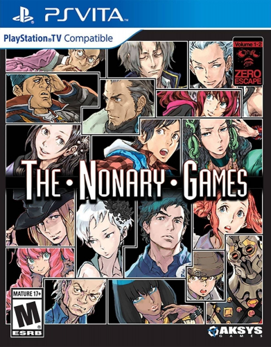 Zero Escape: The Nonary Games Boxart
