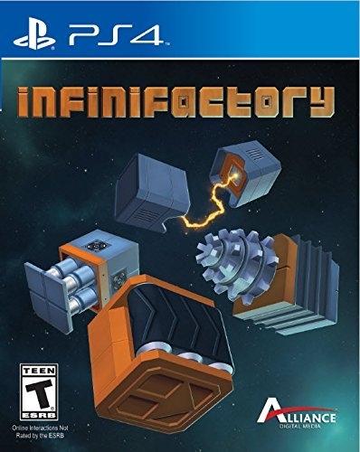 Infinifactory Boxart