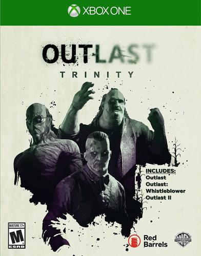 Outlast Trinity Boxart