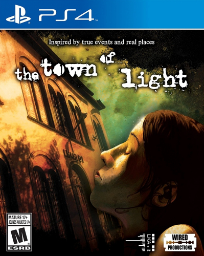 The Town of Light Boxart