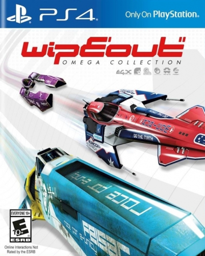 Wipeout: Omega Collection Boxart