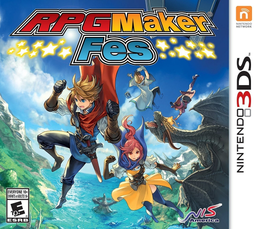 RPG Maker Fes Boxart