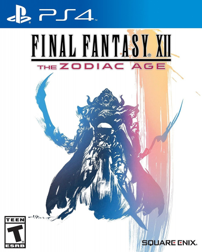 Final Fantasy XII: The Zodiac Age Boxart