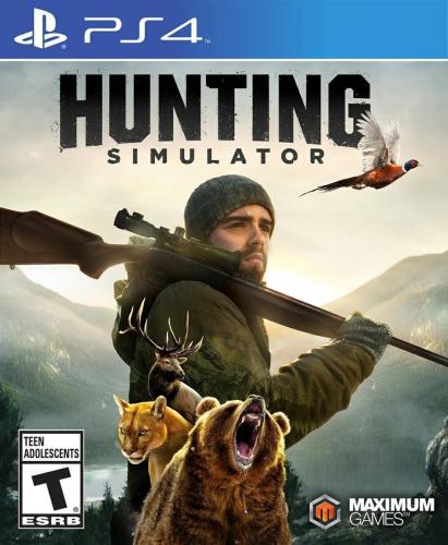Hunting Simulator Boxart