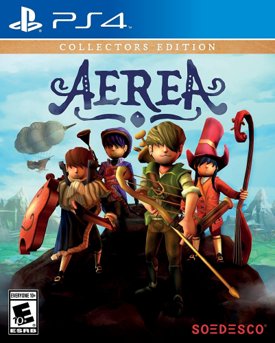 AereA (Collector's Edition) Boxart
