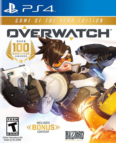 Overwatch (Game of the Year Edition) Boxart
