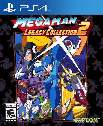 Mega Man Legacy Collection 2 Boxart