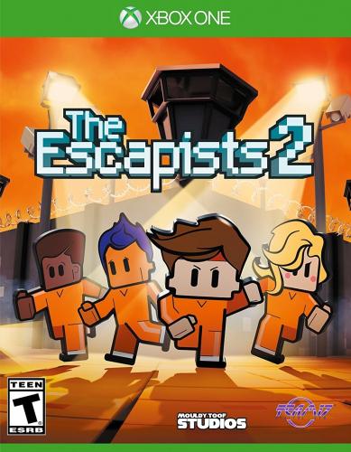The Escapists 2 Boxart