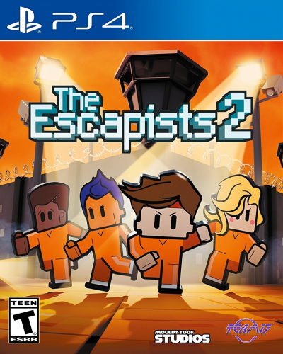 The Escapists 2 Boxart