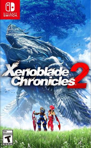 Xenoblade Chronicles 2 Boxart