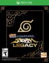Naruto Shippuden: Ultimate Ninja Storm Legacy Box