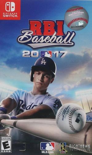 R.B.I. Baseball 2017 Boxart