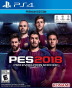 Pro Evolution Soccer 2018 Box