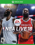 NBA Live 18 (The One Edition) Box