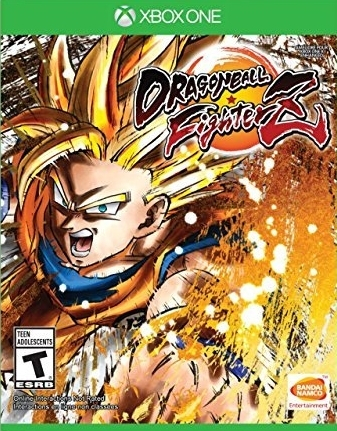 Dragon Ball FighterZ Boxart