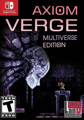 Axiom Verge (Multiverse Edition) Boxart