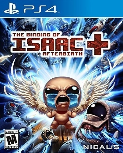 The Binding of Isaac: Afterbirth+ Boxart