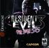 Resident Evil 3: Nemesis Box