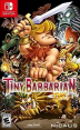 Tiny Barbarian DX Box