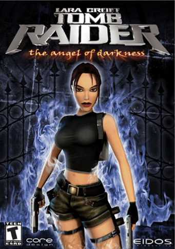 Tomb Raider: The Angel of Darkness Boxart
