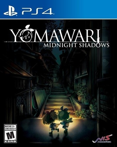 Yomawari: Midnight Shadows Boxart