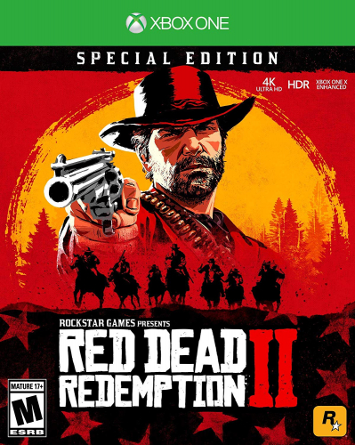 Red Dead Redemption 2 (Special Edition) Boxart