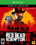 Red Dead Redemption 2 (Special Edition) Box