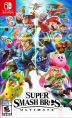 Super Smash Bros. Ultimate Box