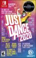 Just Dance 2020 Box