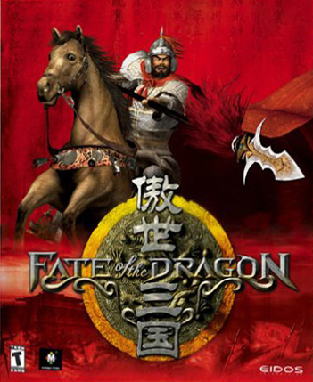 Fate of the Dragon Boxart
