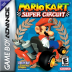 Mario Kart Super Circuit Box