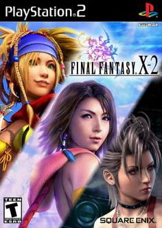 Final Fantasy X-2 Boxart