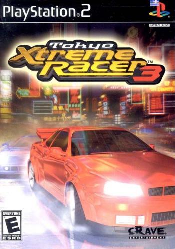 Tokyo Xtreme Racer 3 Boxart