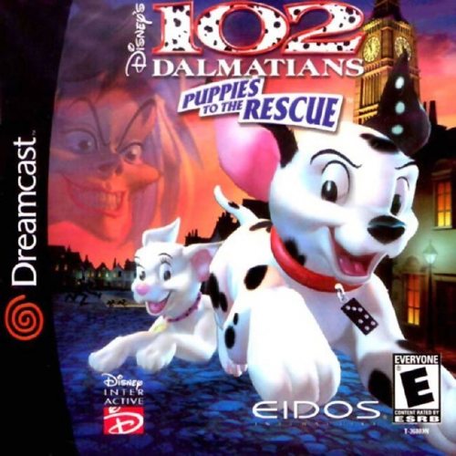 Disney's 102 Dalmatians: Puppies to the Rescue Boxart