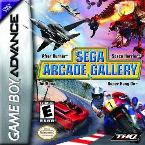 Sega Arcade Gallery Boxart
