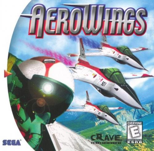Aerowings Boxart