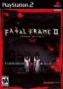 Fatal Frame II: Crimson Butterfly Box