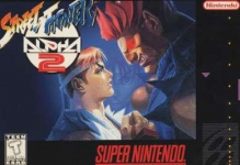 Street Fighter Alpha 2