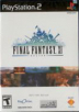 Final Fantasy XI Online Box