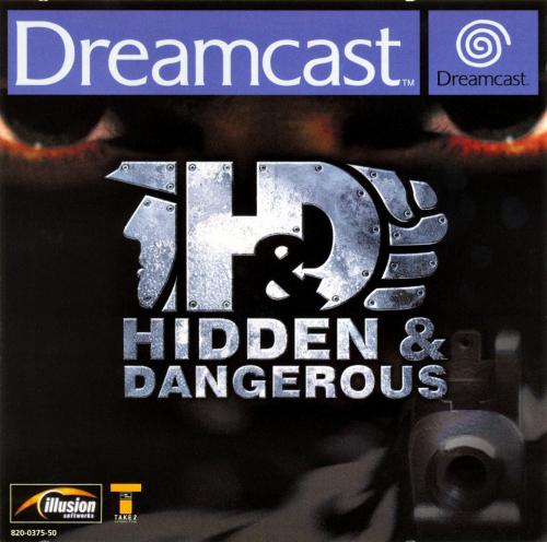 Hidden & Dangerous Boxart