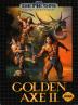 Golden Axe II Box