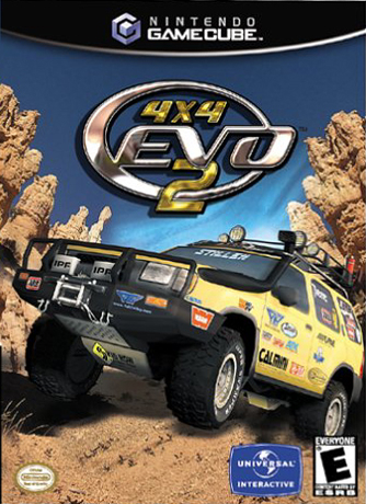 4x4 Evolution 2 Boxart